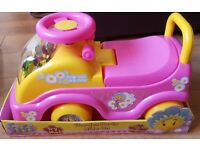 Childs Ride on or Walker Fifi & the Flowertots (Musical) Brand New in Packaging