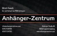 Pkw Anhänger, Verkauf, Ankauf, Lippetal Kreis Soest, Werl, Hamm Nordrhein-Westfalen - Lippetal Vorschau