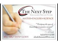 Tutor in Bradford, Maths , Science & English, Ks2, Ks3, Sats & Gcse's