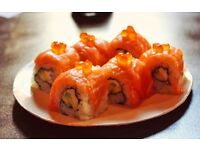 Sushi chef wanted for new sushi bar by Japanese designer Michiko Koshino