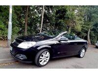 2007 Vauxhall Astra 1.8 i Design Twin Top 2dr - 10Months MoT