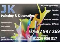 JK Painting and Decorating