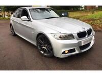 2010 BMW 3 SERIES E91 318i M SPORT BUSINESS EDITION LCI FSH 320d 325 330