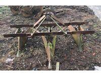 Drill Plough - £120