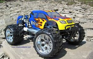 New RC Nitro Truck HSP 1/8 Scale 3.5cc 4WD 2.4G