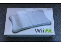 Nintendo Wii Fit Balance Board with Wii Fit and Wii Fit Plus games