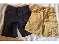 Pair of boys shorts (age 2-3)