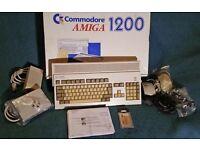 Amiga 1200 / 1230/50/50 / 128MB / 8gb CF WHDLoad / Scandoubler / Amiga GOTEK FD