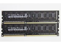 Original Apple Mac Pro Hynix 8 GB (2x4GB) HMT451U7BFR8C-RD DDR3-1866 PC3-14900 ECC RAM