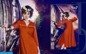 BDESI FUSION CRAFT WHOLESALE FANCY TUNICS COLLECTION