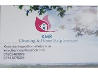 KMR CLEANING AND HOME HELP SERVICES