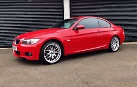 2008 BMW 320D M SPORT COUPE E92 AUTOMATIC FINANCE AVAILABLE