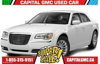 2014 Chrysler 300 Touring *Leather-Rear Camera-Sunroof*
