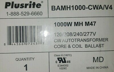 120V M130 39W MH Lumiere 204540768 Metal Halide Encapsulated Landscape Ballast