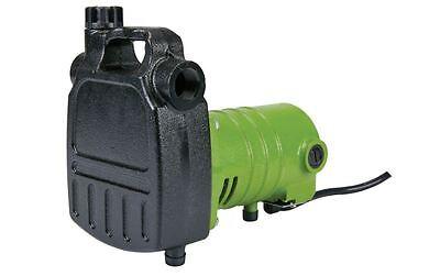 120 Volt Portable Utility Pump 1525 Gph High Output Water Transfer Draining Sump