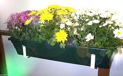 Flower Box Railing Brackets - NEW 7