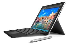 Brand new Surface Pro 4, I7 ,  256 GB, 16 GB Ram