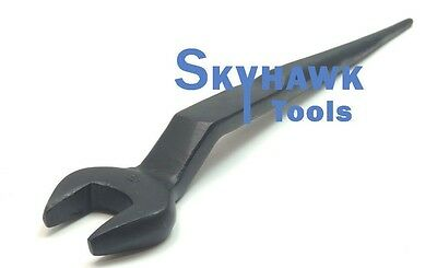 1-116 Iron Worker Spud Wrench Constrution Wrench Aligning Bolts Handle