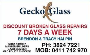 Gecko Glass - Discount Emergency Window Door Glass Repair Glazier Slacks Creek Logan Area Preview