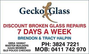 Gecko Glass - Discount Broken Glass Repairs Underwood Logan Area Preview