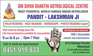 Om Shiva Shakthi Astrology Center Westmead Parramatta Area Preview