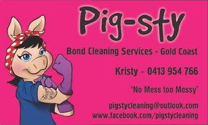 Pig-Sty Bond Cleaning Nerang Gold Coast West Preview