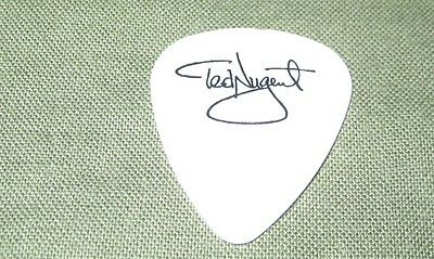 DAMN YANKEES Ted Nugent USED GUITAR PICK genuine JAPAN TOUR hard rock OTHERS too