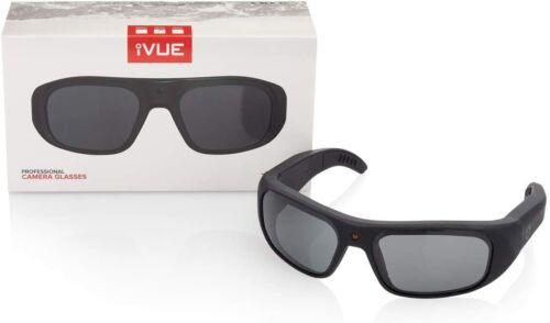 iVUE Vista 4K/1080P HD Camera Video Recording Sport Sunglasses, 120FPS, 64GB SD