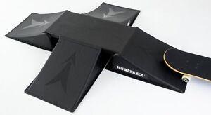 ICE-BREAKER-4-WAY-SKATEBOARD-BMX-BIKE-STUNT-SCOOTER-RAMP-SKATES-JUMP-5PC