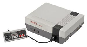 Original Nintendo Entertainment System NES