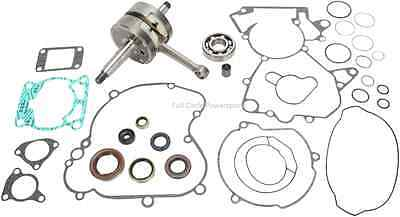 Hot Rods Complete Bottom End Kit KTM KTM 65SX/XC '09-14 Crank Gaskets Bearings - Hot Rods Complete Crank