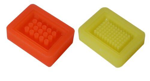 2 Arraymold Kits: 4mm 15 Core & 2mm 60 Core TMA Pathology Research Instrument