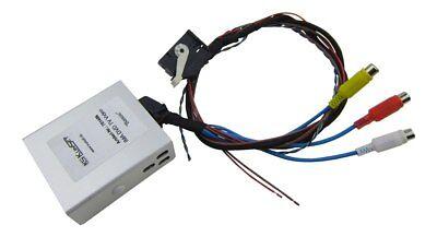 Multi System Tuner (Multimedia Interface Adapter DVD VIDEO DVB-T Radio Navi MFD 3 RNS 510 Columbus)