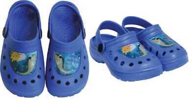 Baby Shark Clogs Kids Slip On Water Beach Shoes Flip Flop Childrens Sandals 5-12 Beach Kids Flip Flop