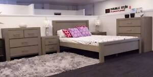 【30% OFF】Phillippe Solid Acacia Queen/King Bedroom suite from Nunawading Whitehorse Area Preview