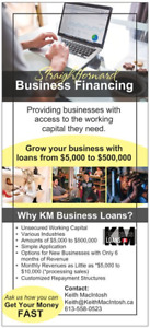 Business Financing For Business with 6+ Months of Operation