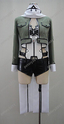 Sword Art Online Shino Asada Sinon outfit cosplay costume Custom-made