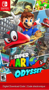 Wanted Mario  Switch games