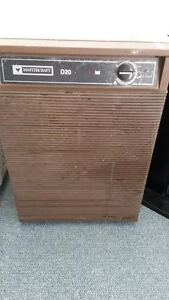 Mastercraft D20 Dehumidifier works perfect, excellent condition