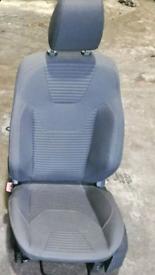 Ford focus titanium 2015 seat