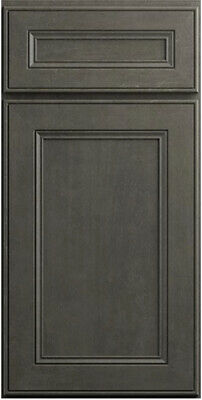 York Driftwood Kitchen Cabinets-SAMPLE DOOR RTA-All wood, IN STOCK-QUICK SHIP