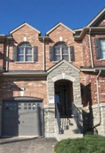 3 Bed TownHouse for lease in Brampton Mount Pleasant $1900