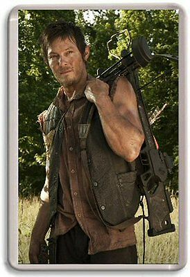 THE WALKING DEAD DARYL DIXON Fridge Magnet 01