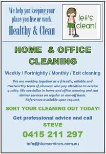 LET US DO THE CLEANINIG FOR YOU Newstead Brisbane North East Preview