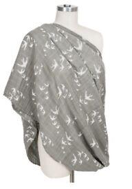 Nursing shawl