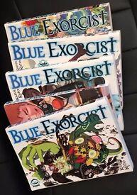 Blue Exorcist by Kazvue Kato