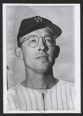 1958 Orig 1St Gen Press Photo   Dick Hyde  Senators