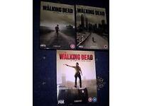 Walking Dead boxset