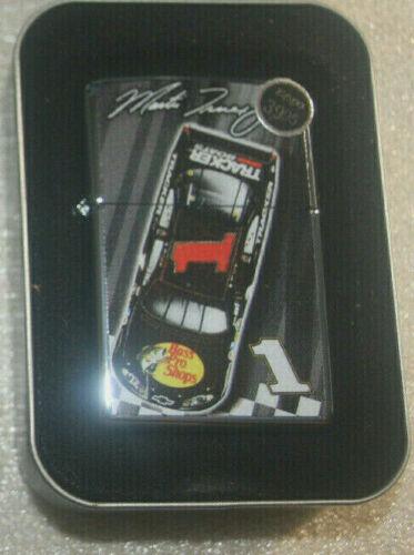 New in the Box Dale Earnhart Martin Truex #1 Car Top Zippo Lighter 24421