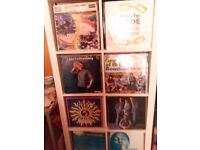 LARGE COLLECTION OF LP's